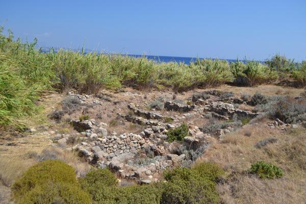 Ausgrabungen auf Kefalos