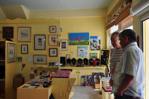 Galerie Remko & Ria in Pyli