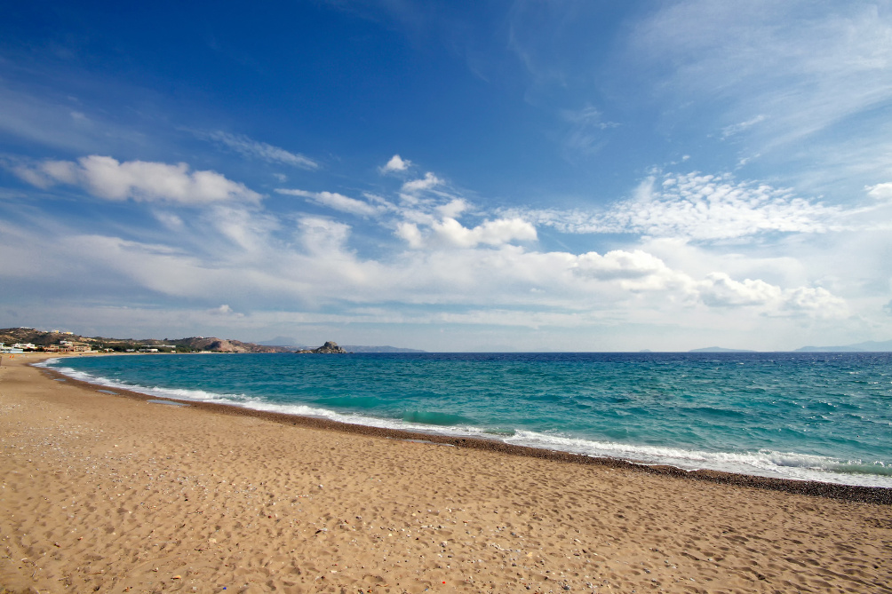 Am Kamari Beach