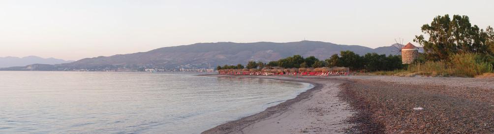 Lambi Beach am Morgen