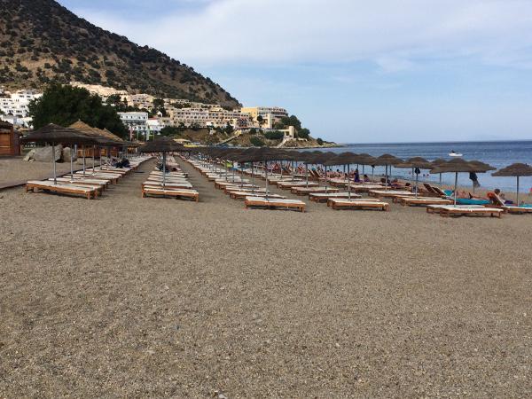 Am Strand Norida Beach
