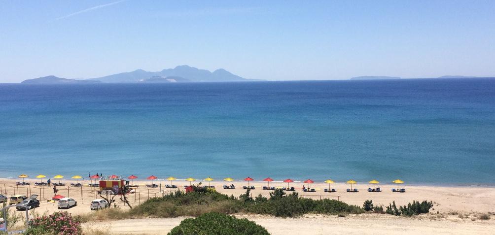 Sunny Beach auf Kos