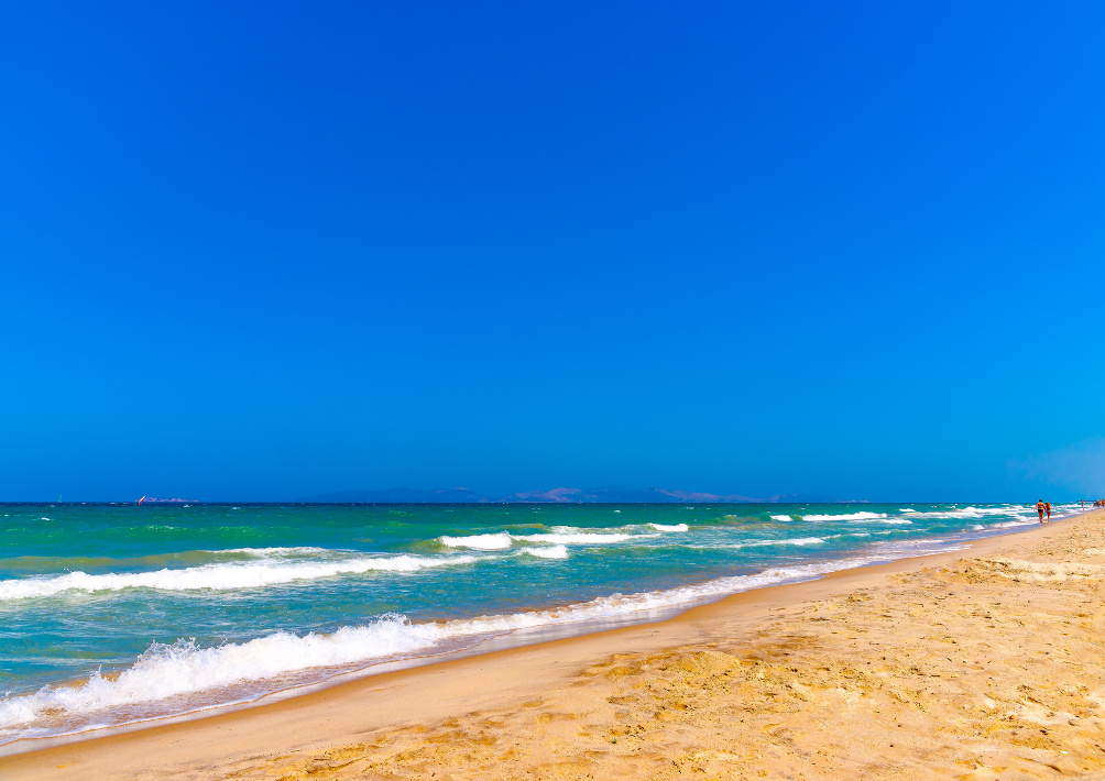 Tam Tam Beach Strand auf Kos